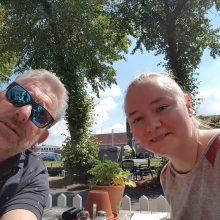 Nordsee Tour mit Michi und Jasmin
