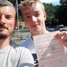 Glückwunsch Timo
